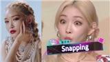 Phản ứng trợn mắt thái quá của Chungha khi nhận cúp lần thứ 3 bỗng được netizen Hàn khen nức nở