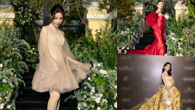 Diễm My 9x lên tiếng khi diện váy giống Song Hye Kyo: Biết đâu mặc trùngsẽcó được những sự may mắn như mỹ nhân Hàn