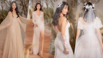 Bộ sưu tập váy cưới đẹp như cổ tích khiến cô dâu nào cũng muốn thử qua!