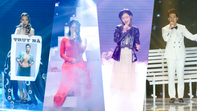 Chính thức lộ diện top thí sinh tài năng bước vào Bán kết 'The Voice - 'Giọng hát Việt 2019'