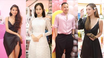 Katleen Phan Võ, Thảo Nhi Lê cùng dàn beauty blogger 'đọ sắc' tại sự kiện