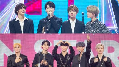 AB6IX thắng bình chọn nhưng giải lại về tay đàn em của BTS, Lee Dae Hwi mặt thẫn thờ khó tin