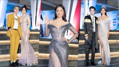 Thảm đỏ chung kết Miss World Vietnam 2019 'thiếu nhiệt' vì diễn ra chóng vánh, dàn sao thưa thớt