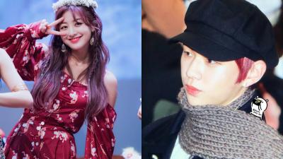 Cần lắm người bạn gái như Jihyo (TWICE): Vừa yêu là tự tay đan luôn khăn cho bạn trai
