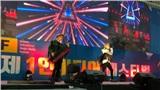 Jack và K-ICM đội nón lá, lần đầu biểu diễn 'Bạc phận' tại Hàn Quốc