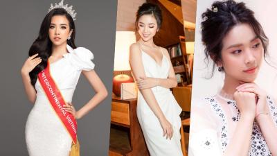 Từ 'Big 4' Miss International xuống 'Big 6' Miss Intercontinental, Á hậu Thúy An: Từ điển của tôi không có hai chữ hối hận