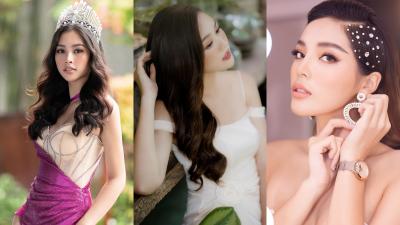 'Miss International' trống suất, netizen đoán người thay thế Thúy An: Tường San, Tiểu Vy hay cái tên không ngờ tới này?