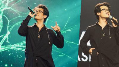 Hà Anh Tuấn hát nhạc phim 'Hậu duệ mặt trời', không quên 'nhắc nhẹ' fan: 'Gọi anh, đừng gọi chú!'