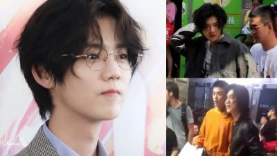 Hé lộ tạo hình của Lộc Hàm trong phim mới: Bị 'dìm' quá thảm?