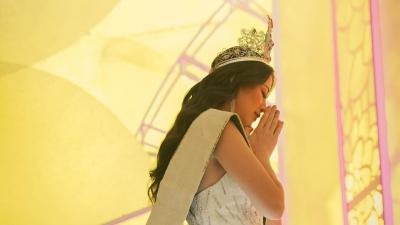 Một năm đương nhiệm Hoa hậu xuất sắc, Phương Khánh được Miss Earth tặng vương miện về làm kỷ niệm?