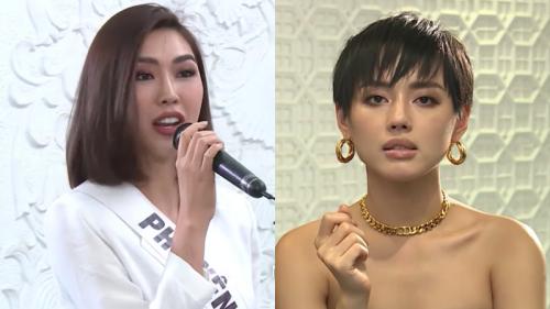 Tôi là Hoa hậu Hoàn vũ tập 6: Chê Tường Linh đủ điều nhưng lại chọn về đội mình, ủa là sao Khánh Linh?