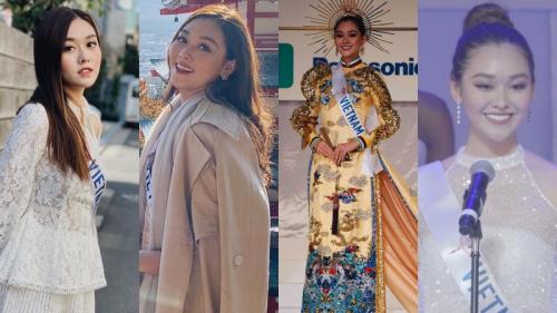 Từ bị 'tráo đổi' đến Top 8 Miss International 2019, Tường San khiến fan Việt tiếc nuối hai chữ 'giá như...'