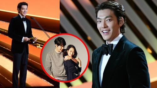 Kim Woo Bin tái xuất hậu điều trị ung thư, netizen nghi sắp có 'tin vui' với Shin Min Ah nhờ một chi tiết
