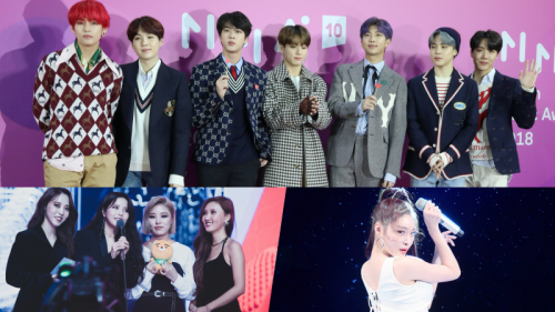 Line up của Melon Music Awards 2019: Đùa hay sao mà chỉ bằng 1/4 AAA thế này?