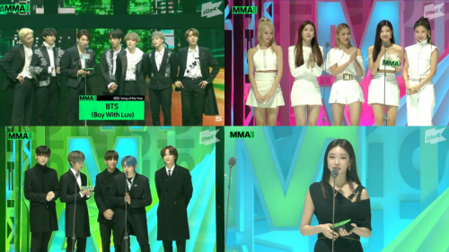 Kết quả Melon Music Awards 2019: X1 bị 'ngó lơ', BTS 'gom' Daesang không kịp nghỉ