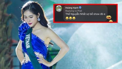 Hoàng Hạnh sáng nhất Bán kết Hoa hậu Hoàn vũ 2019: Thừa nhận hát 'Tàu anh qua núi' là 'bể show'!