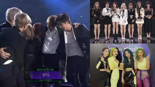 MAMA 2019 công tâm bất ngờ: BTS lại càn quét toàn bộ Daesang nhưng lần đầu biết 'mùi' Best Male Group