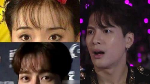 Hí hửng đi dự MAMA 2019, Jackson (GOT7) bị so sánh tóc mái với nhân vật phim 'Hoàn Châu Cách Cách'