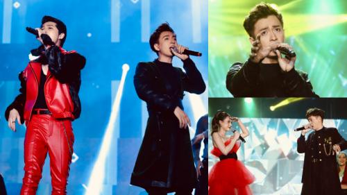 Liveshow 'Truyền Thái Y': Cặp bạn thân Ngô Kiến Huy - Noo Phước Thịnh 'chốt sổ', khép lại một thập kỷ âm nhạc