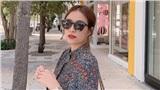 Hoàng Thùy Linh khoe street style nhưng dân tình chỉ chú ý vào chiếc kính râm thấp thoáng bóng hình Gil Lê