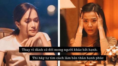 Kết thúc 'series ADODDA', Hương Giang để lại cả một 'rổ quote' để đời