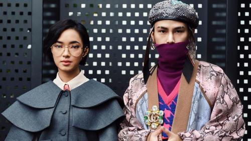 Châu Bùi lọt Top 10 Influencers thời trang do Forbes Pháp chọn, Decao cũng không kém khi được Gucci khen ngợi