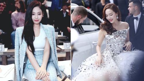 Hai idol duy nhất được mặc đồ Haute Couture: Jennie xuất sắc đấy nhưng sao bằng cô 'công chúa' này