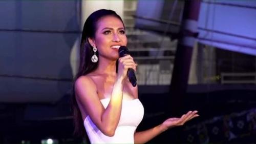 Việt Nam xuất sắc đứng thứ 2 phần thi Talent tại 'Miss International Queen'