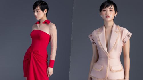 'Nữ hoàng lookbook' Khánh Linh gợi ý những set đồ đảm bảo 'giật spotlight' khi dự tiệc