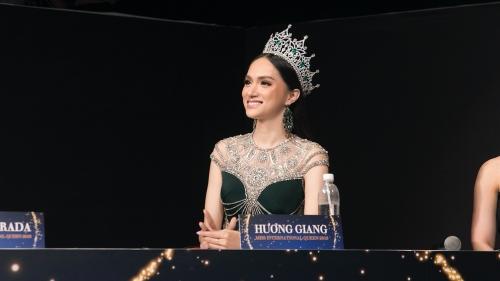 Sau 2 năm đăng quang, Hương Giang trở lại làm giám khảo 'Hoa hậu Chuyển giới Quốc tế 2020'