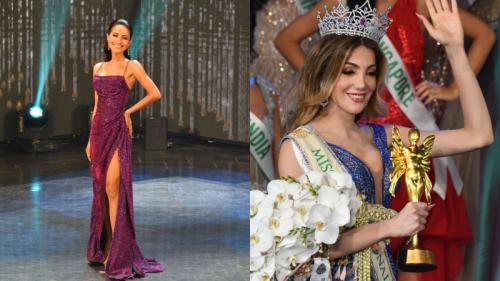 Hoài Sa dừng chân ở Top 12, người đẹp Mexico lên ngôi Hoa hậu Chuyển giới Quốc tế 2020