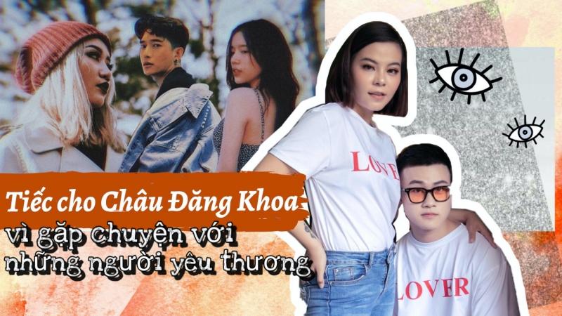 Tia Hải Châu: Tên K-ICM đặt trước ca sĩ là đúng, Châu Đăng Khoa nên nhìn người chính xác hơn!