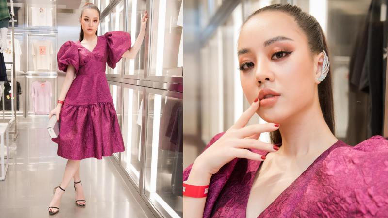 Người đẹp được yêu thích nhất Miss World Việt Nam 2019 tái xuất sau thời gian im hơi lặng tiếng
