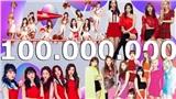 Top 5 girlgroup sở hữu nhiều video vượt 100 triệu lượt xem nhất Kpop: BLACKPINK dẫn đầu, nhóm nhạc Gen 2 ngoài BIG 3 bất ngờ lọt top là…