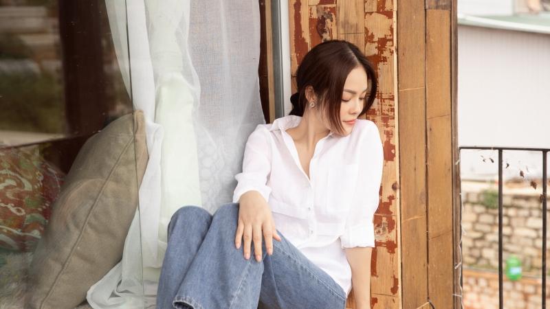 Hé lộ lịch trình 'bận tối mắt' trong 1 ngày chăm con mùa Corona của Dương Cẩm Lynh