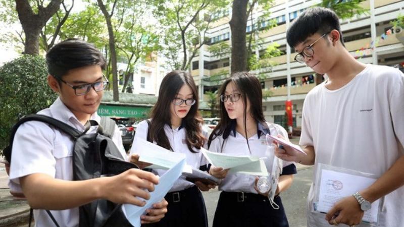 Năm 2020, nhiều trường đại học chọn xét điểm thi tốt nghiệp THPT