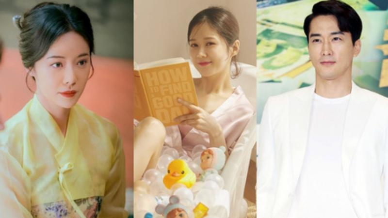 Phim Hàn tháng 5: Màn so găng của 3 cái tên đình đám Jang Nara - Hwang Jung Eum - Song Seung Hun