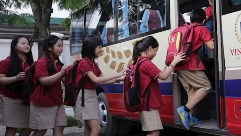 Bộ GD-ĐT đề xuất đưa vào Luật quy định về dịch vụ đưa đón học sinh