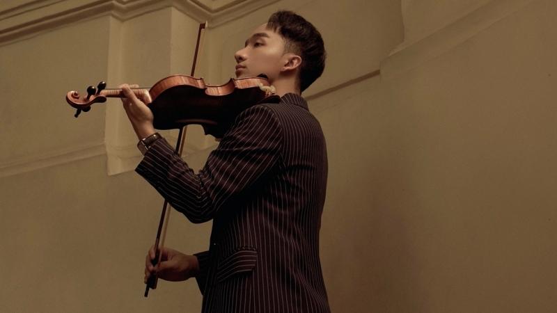 Nghệ sĩ Violin Hoàng Rob kết hợp cùng hit-maker Khắc Hưng, tung bản nhạc 'ai cũng thấy quen'
