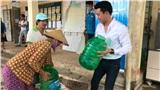 Quốc Trường về Cà Mau, Kiên Giang trao tặng máy lọc nước, mang nước sạch cho người dân