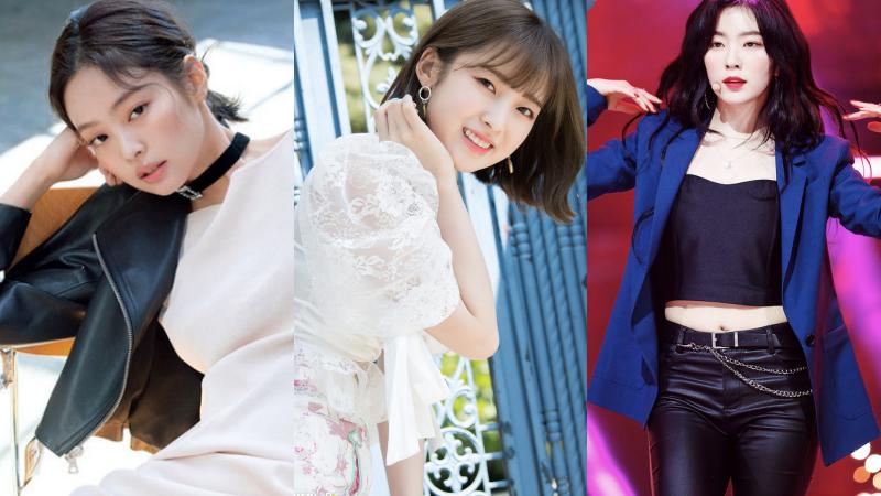 Top 30 nữ idol hot nhất hiện nay: TWICE bất ngờ không lọt vào top 10, hạng 1 kém nổi gây choáng vì vượt cả Jennie - Irene