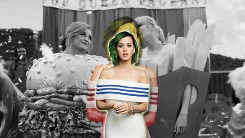 Katy Perry: 'Taylor Swift sẽ không góp mặt vào album mới của tôi'