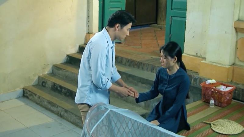 'Mẹ ghẻ' tập 11: Phong muốn nối lại tình xưa nhưng Diệu từ chối