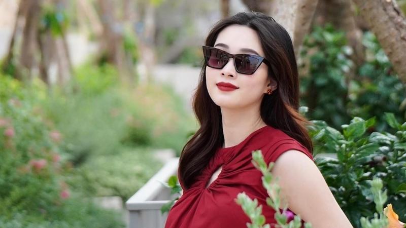 Hoa hậu Đặng Thu Thảo đã hạ sinh quý tử cho ông xã đại gia