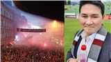 Đội bóng của ông chủ người Việt lần thứ 7 vô địch ở châu Âu, đoạt vé dự Champions League