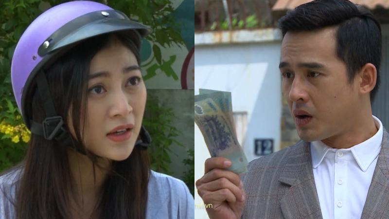'Mẹ ghẻ' tập 24: Lương Thế Thành mưu mô khiến Thanh Trúc phải nghỉ việc