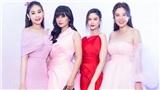 Hoa hậu Lê Âu Ngân Anh ngưỡng mộ nhan sắc của đàn chị Việt Trinh, Phương Lê