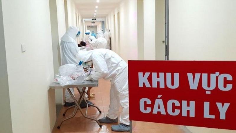 Thêm 1 ca mắc mới COVID-19 là người được cách ly ngay khi nhập cảnh, Việt Nam có 332 ca