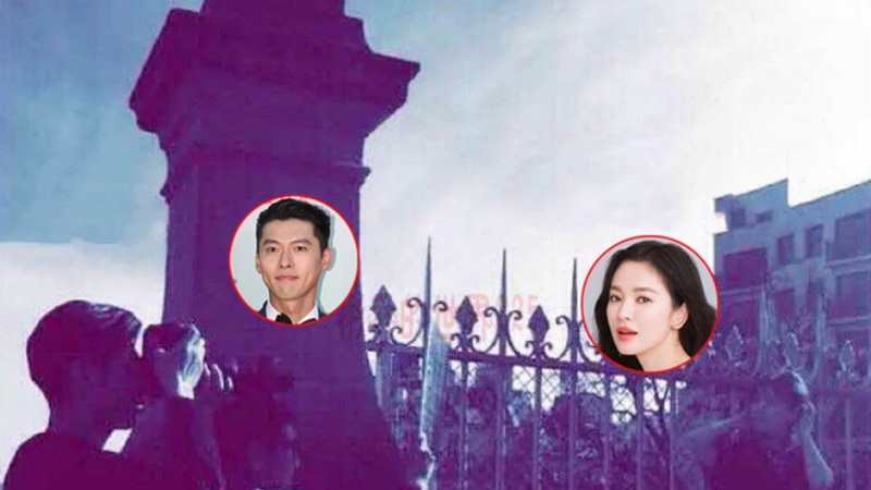 Thực hư về khoảnh khắc Hyun Bin theo chân Song Hye Kyo đi chụp hình cách đây 5 năm