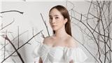 Bất chấp 'sự cố' lúc chụp, Quỳnh Nga vẫn tự tin khoe vẻ đẹp mong manh trong bộ ảnh mới
